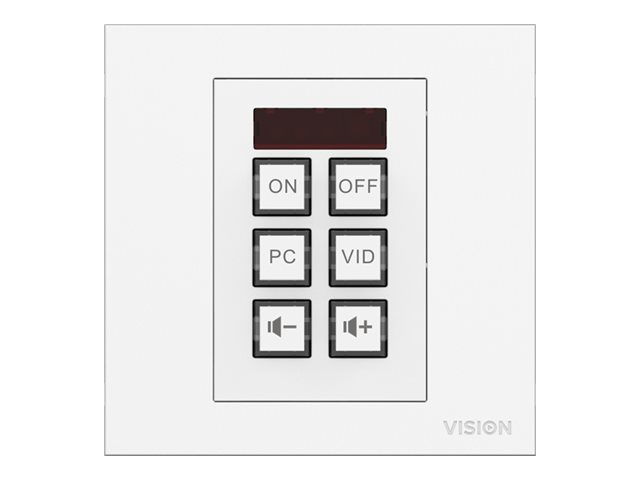 TC3-CTL - Vision Techconnect TC3-CTL - Wall module remote